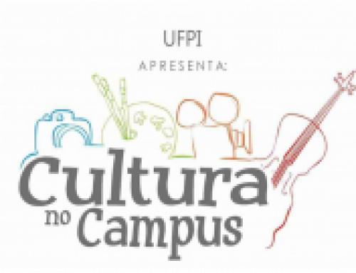 Cultura en el Campus promueve integración entre artistas locales y la UFPI.