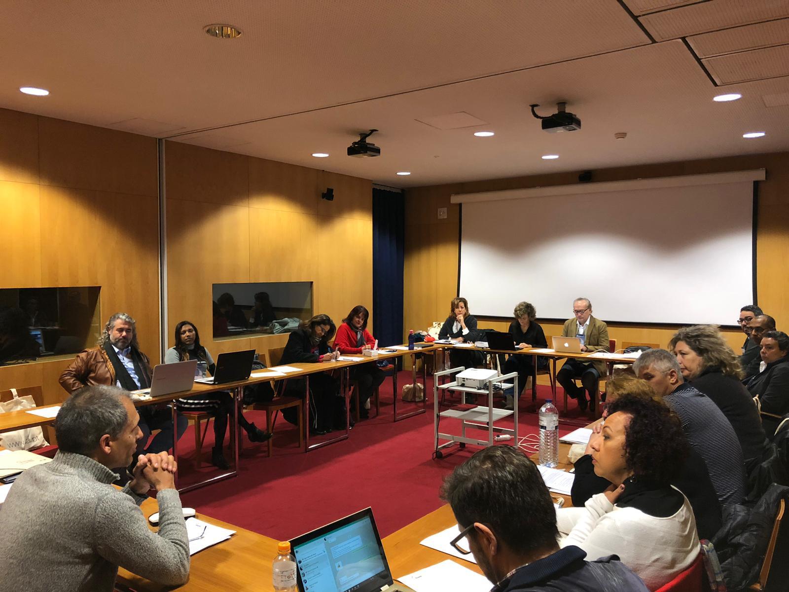 Inicia el XII Encuentro Científico Internacional de OTIUM en Aveiro / PT